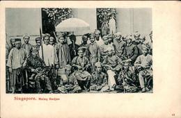 Singapore - Malay Radjaa - 1900 - Singapore