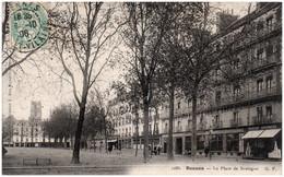 35 RENNES - La Place De Bretagne - Rennes