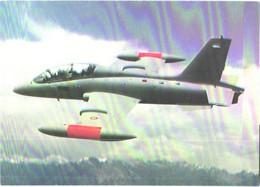 Military Airplane Aermacchi MB-339A - 1946-....: Ere Moderne