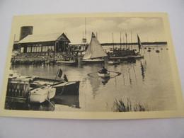 CPA - Dives Sur Mer (14) - Le Port Et Le Club Nautique - 1940 - SUP (EW 95) - Dives