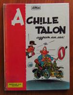 Achille Talon Par GREG Lot De 3 EO Anciennes - Bücherpakete