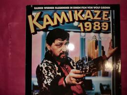 LP33 N°8800 - KAMIKAZE 1989 - EDGAR FROESE - 204 864-320  - MADE IN GERMANY - B.O.F. - Musica Di Film