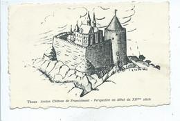 Theux Ancien Chateau De Franchimont - Theux