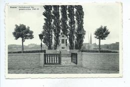 KUURNE - Gedenksteen Der Gesneuvelden 1940-45 ( Gelopen Kaart ) - Kuurne