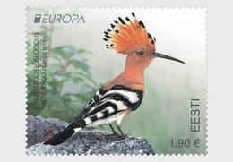 Estonia Estland  MNH ** 2021 Europa 2021 - Endangered National Wildlife Only Bird - Estland
