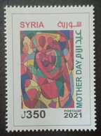 Syria NEW MNH 2021 Issue - Mother's Day, Painting - Syria