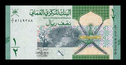 Oman 1/2 Rial 2020 (2021) Pick New SC UNC - Oman