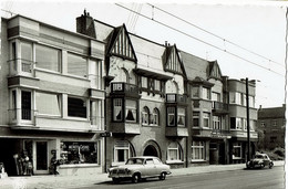 Nieuwpoort   Albert I Laan  Oldtimer / Car Vw Kever - Nieuwpoort