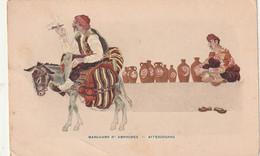 ***  ILLUSTRATEUR ***   GRECE  Marchand D'amphores - Neuve TB - 1900-1949
