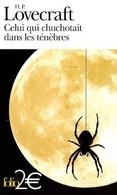 Celui Qui Chuchotait Dans Les Ténèbres - H.P. Lovecraft - Fantastic
