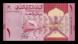 Oman 1 Rial 2020 (2021) Pick New SC UNC - Oman