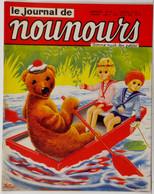 Le Journal De Nounours.bonne Nuit Les Petits. Numéro 16 Juin 1966. - Other
