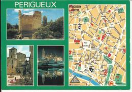 PERIGUEUX ( Dordogne ) , Plan N° 53 - Périgueux
