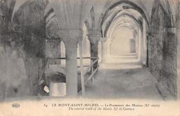 50-LE MONT SAINT MICHEL-N° 4391-E/0061 - Le Mont Saint Michel