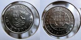 PORTUGAL ANGOLA 20 ESCUDOS 1971 Km#80 UNC (G#04-103) - Angola