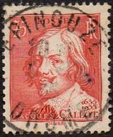 France Oblitération Cachet à Date N°  306 - Jacques Callot - Graveur - Used Stamps