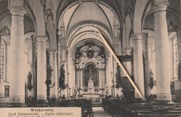 Wiekevorst: Kerk (Binnezicht) - Heist-op-den-Berg