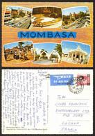 Kenya Mombasa Mozaik Nice Stamp  #29159 - Kenya