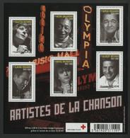 "FRANCE 2011 Feuillet F4605 ""Artistes De La Chanson, Olympia"" Neuf ** MNH. TB. - Mint/Hinged"
