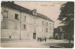 Chagny / Théâtre / Plan Pas Courant  / Etat ! - Chagny