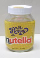 Pot De NUTELLA Vide - Be Happy Be Nutella - Edition Limitée - Nutella