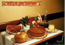 Titre Sur Parchemin : Recette Des Tripes Labourdines - éditions Thouand - Neuve - Recipes (cooking)