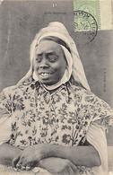 Algérie - Scènes & Types - Belle Négresse - Ed. V.P. 42 - Women