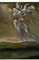 SALVADOR DALI  ANGE  SUREALISTE  RV - Malerei & Gemälde