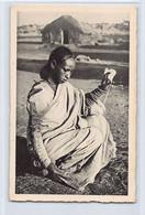 Eritrea - Woman Spining Coton - Publ. A. Baratti - Eritrea