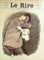 """REVUE """"LE RIRE""""-1904- 89-FLORES HERMANN CARLEGLE FOSE LEANDRE HAM DELAW - 1900 - 1949"""