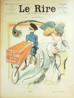 "REVUE ""LE RIRE""-1904- 96-BALLURIAU LOSQUES CARLEGLE METIVET GAYAC GRANDJO - 1900 - 1949"