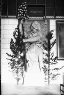 PN - 280 - INDRE ET LOIRE - SAINT CHRISTOPHE - Statue De Saint Christophe - Original Unique - Diapositiva Su Vetro