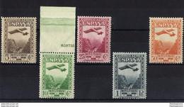 ESPAÑA **650/4 Nuevo Sin Charnela. Cat.143 € - Unused Stamps