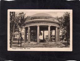102204     Costa  Rica,  Temple  Of  Music,  San  Jose,  NV(scritta) - Costa Rica