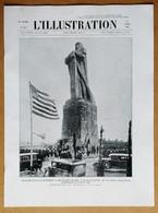 L'Illustration 4495 27/04/1929 Christophe Colomb Palos/Coolidge/Aviation Paris-Saïgon/Séverine/Meuse Dernier Combat 1918 - L'Illustration