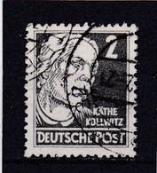 DDR, Nr. 327 ZXII, Bedarfsgest.+ Gepr. Schönherr, BPP (T 19492) - Oblitérés