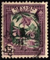 Ceylon 1950 Mi 261 Local Motives And Scenes - Sri Lanka (Ceylon) (1948-...)