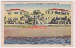 THE HUTCHISON'S OCEANIC VILLA'S COLLINS AVE MIAMI BEACH - Miami Beach
