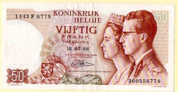 Belgique. Billet 50 Francs. - Other