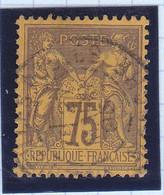 Sage N°99,càd , Cote 50€ ( 2105/100) - 1876-1898 Sage (Type II)
