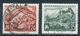 DDR 380/81 Gestempelt - Oblitérés