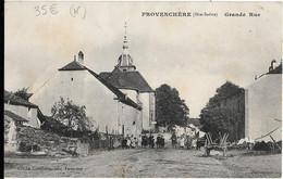 Provenchère : Grande Rue - Other Municipalities