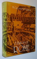 B0811[Boek] A History Of Rome, Down To The Reign Of Constantine / M. Cary H.H. Scullard [klassieke Oudheid Geschiedenis - Antiquité