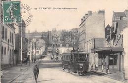 LE HAVRE - Escalier De Montmorancy - Tramway - Non Classés