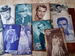 LOT DE 181 REVUES MON FILM DES ANNEES  1946 1947 1948 ECT... - 1900 - 1949
