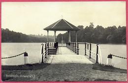 Reservoir The Lake Singapore_(PCard458) CPA Vintage - Singapore