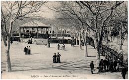 13 SALON - Prise D'armes Sur La Place Thiers - Salon De Provence