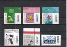 Deutschland BRD  Gestempelt   3602-3607  Alle   Neuausgaben  6.5.2021 - Used Stamps