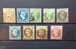 05 - 21 - France - Lot De Napoléon III - Tous Beau - Cote : 130 Euros - 1853-1860 Napoleone III