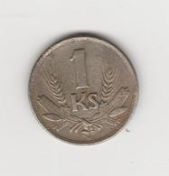 SLOVAQUIE - 1 COURONNE 1940 - Slovakia